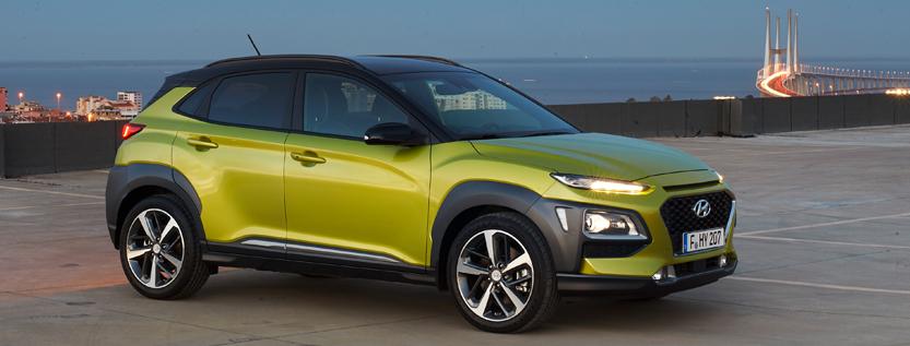 Lifestyle-SUV Hyundai Kona